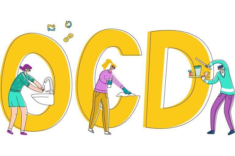 OCD compulsion